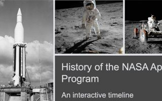 Timeline of the NASA Apollo Program
