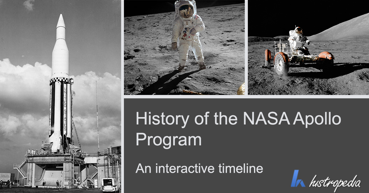 apollo space missions timeline - photo #9