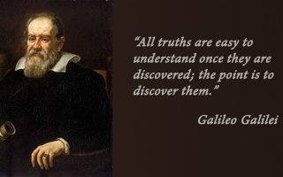 Galileo Galilei timelines