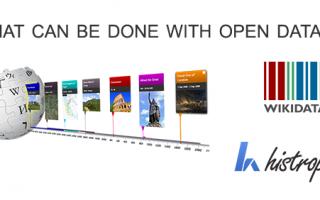 Histropedia ALB open data forum presentation