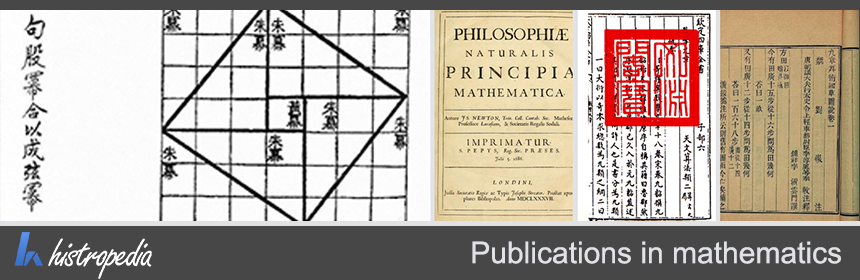 Publications in Mathematics