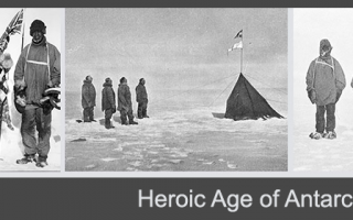 Heroic Age of Antarctic Exploration