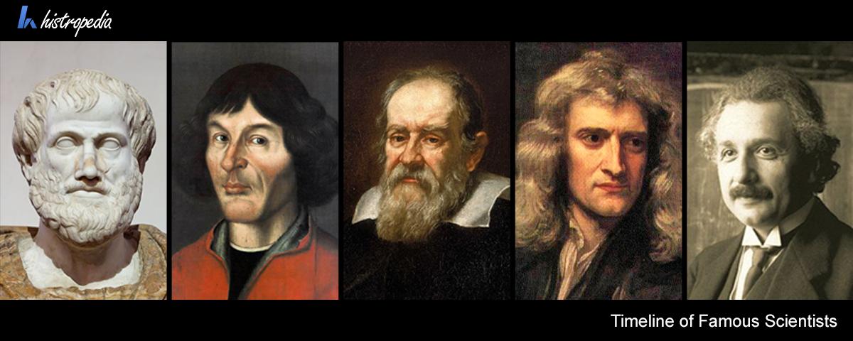 Timeline of scientists - Histropedia Blog