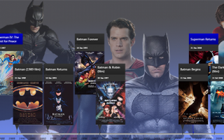 Who has the best films? – Batman V Superman interactive timeline