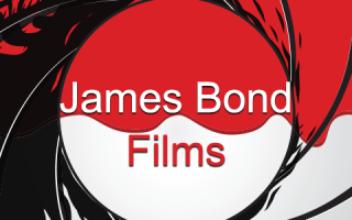 Timeline of James Bond Films by Actor