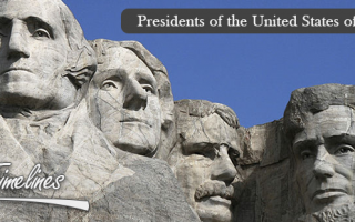 Presidents of the United States of America – ShowCase Timeline